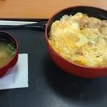 若松食堂 - 親子丼