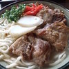 丸三飯店 - 料理写真:ソーキそば