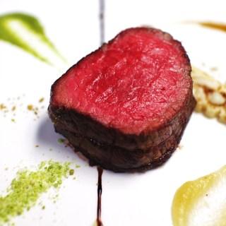 D'ORO - 料理写真:産地直送 熟成させたやまゆり牛のロースト