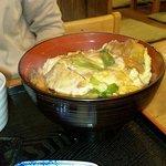 丸福 - カツ丼セット