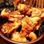 五韓満足 - 壷焼きカルビ