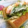 サブウェイ  - 料理写真:えびたまバジル