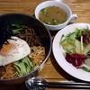 韓菜 - 料理写真:韓菜 @西葛西 本日のランチ ビビンパ 780円(税込)