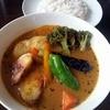フムルスルプルス - 料理写真:チキンスープカレー