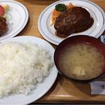 キッチン.トモ - トモスペシャル ¥1,000-