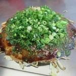 内ちゃんお好み焼き - 料理写真:そば肉玉