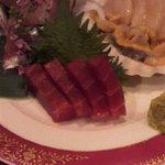ヒロズシ - 刺身3点盛り 1300円