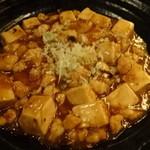 38750826 - 魚介の麻婆豆腐