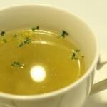洋食屋 みさくぼ - スープ