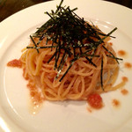 Kitchen AQUA - たらこスパゲッティ