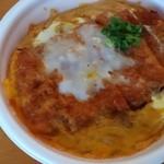 セイコーマート - 料理写真:カツ丼