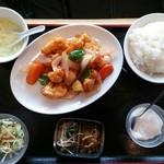 元祥 - 酢豚ランチ