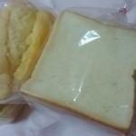 38754153 - 魔法のパン(プレーン)・食パン