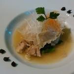 38754932 - 鶏肉の創作料理