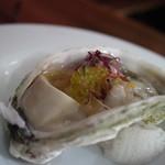 シクラメンテ - 島根産岩牡蠣と人工キャビア3