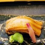 赤寶亭 - 穴子の飯蒸し