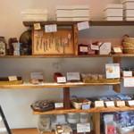 ナッシュカッツェ - 店内の商品棚