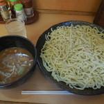 つけめん ばんえい - つけ麺(特盛)¥720→¥500