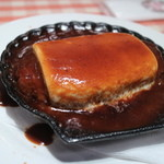 洋食 キムラ - チーズハンバーグ