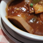 洋食 キムラ - 料理写真:タンシチューのタン拡大