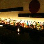 bar 祇園359 - 伝統工芸のマークをイメージしているのだとか・・・意外とモダンにオシャレ