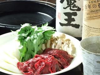 馬肉料理 和牛もつ鍋 姫桜 - 桜鍋や馬肉のすき焼きはいかがですか!