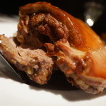 cochinillo - 仔豚のロースト(あばら450g