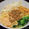 ほうきぼし+ - 料理写真:汁なし坦坦麺【2015年5月】