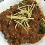 インド・パキスタン料理 ホット・スプーン - チキンカラヒ