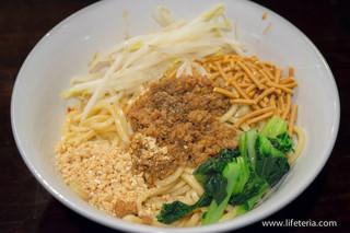 ほうきぼし+ - 汁なし坦坦麺【2015年5月】
