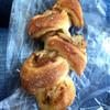 ドルチェヴィータ - 料理写真:ゴボウパン
