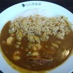 CoCo壱番屋 - 海の幸カレー 741円