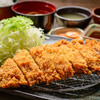 Hyakunenkokaufuya - 料理写真:数量限定 アグーのトンカツ御膳。