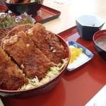 38763973 - カジキソースかつ丼(\1,620)
