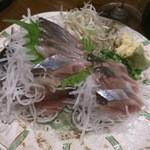 駒八 - 秋刀魚