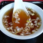 鳳華 - スープ