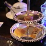 鉄板焼レストラン オーク - 茶菓子