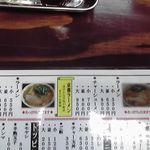 38767163 - 2種類の醤油ラーメン☆