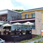 cafe de BoCCo - テラス席は予約した方が良いようです♪