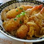 ラルーナ - 料理写真:えびかつ丼
