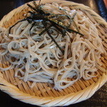 ことぶき - 大ざる蕎麦