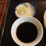 ことぶき - 蕎麦つゆ