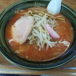 辰ちゃんラーメン - 辛口味噌らーめん