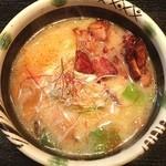 らーめん渡海家 - 味噌ラーメン 750円