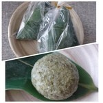 和菓子吉乃屋 - 麩饅頭(1個:140円)