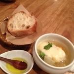 38774271 - スープ&パン