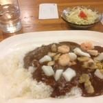 Kofuta - シーフードカレー
