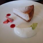 38776226 - ストロベリーチーズケーキ