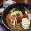 そばこまち - 料理写真:そば冷麺(夏季限定)