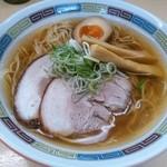 煮干鰮らーめん 圓 - 煮干しらーめん780円